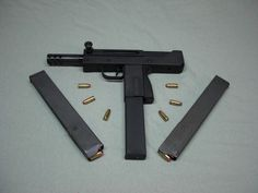 MAC-10 9MmLoading that magazine is a pain! Get your Magazine speedloader today! http://www.amazon.com/shops/raeind