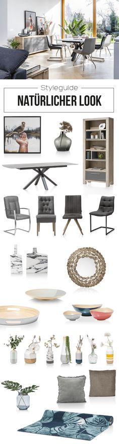 Möbel von Henders & Hazel mit Naturmaterialien und dezenten Farben passen zu jedem Einrichtungsstil #hendersandhazel #optiwohnwelt