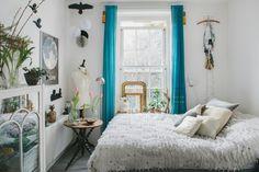 Fresco y juvenil apartamento nórdico con toques vintage al sur de Londres