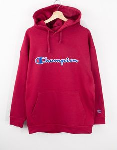 Champion Oversize Kapşonlu Erkek Hoodie MD9869FS Hoodies, Sweatshirts, Sweaters, Fashion, Moda, Fashion Styles, Parka, Trainers, Sweater