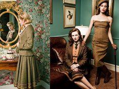 Vintage meets modern - fashion & style inspiration