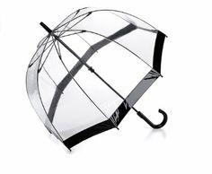 Fulton Birdcage 1 Umbrella Black Trim: Amazon.co.uk: Clothing