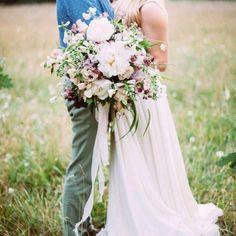 Morning goodness. #bouquet #bouquetoftheday #weddings #weddings #weddingphotographer #ribbons#pittsburghphotographers #love#sweetness by mtlebanonfloral