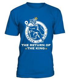 Limited Edition - The King of Blue  #image #shirt #gift #idea #hot #tshirt #idea