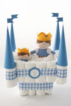 ¿Hay alguna mujer embarazada en tu familia o en tu grupo de amigos? Entonces tienes que ver estas ideas. Baby Shower Cakes, Baby Boy Cakes, Baby Shower Parties, Baby Boy Shower, Baby Shower Gifts, Baby Tea, Baby Shawer, Bebe Baby, Baby Born