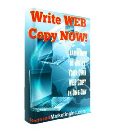 Write Web Copy Now