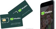 İnternetsiz WhatsApp Geliyor, WhatSim Nedir?