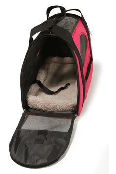 Gen7Pets Carry-Me™ Pet Carrier provides a safe and comfortable space for your cat or dog.