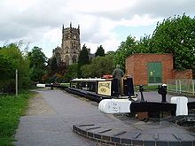 Kidderminster, Worcestershire, England