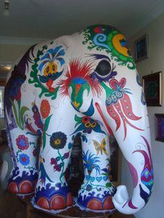 Elephant on Parade