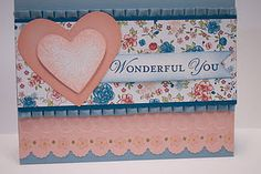 Valentine from Lauri Randolph (Stampin' Up)