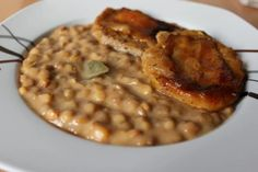 Risotto, Beans, Food And Drink, Vegetables, Ethnic Recipes, Beans Recipes, Prayers
