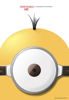 Despicable ME - watched last night, really love it