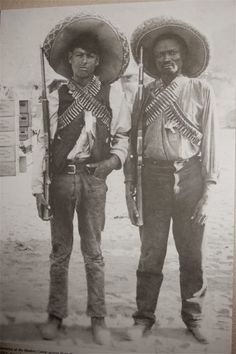 Afro-Mexican | Afro-Mexican in the Mexican Revolution