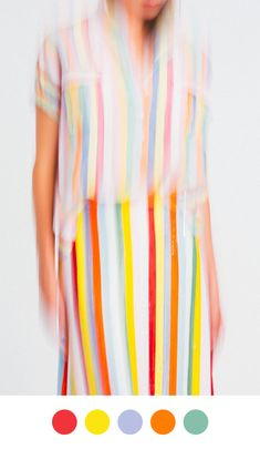 J.Crew Spring 2016 on Color Collective