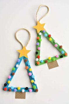 Lavoretti di Natale per bambini (Foto) | PourFemme