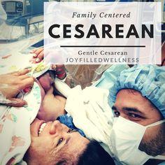 Gentle Cesarean {Birth Plan}