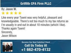 Like every year Tawni was very helpful, pleasant and knowledgeable.  There's not too much...