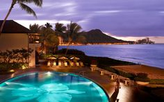 Halekulani #Honolulu #USA #Luxury #Travel #Hotels #Halekulani