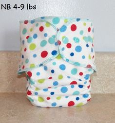 I just listed Fitted Cloth Diaper with Dots on The CraftStar @TheCraftStar #NB #bubbleboyboutique