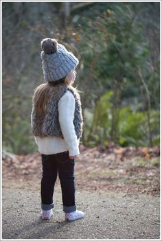 Kids Denim Chloe in Caska - Skinny