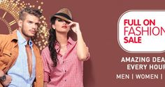 Snapdeal Winter Full on Fashion Sale Offer : Snapdeal Winter Sale Offer 2016 - Best Online Offer