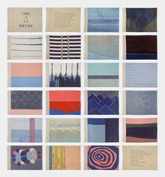 Louise Bourgeois Fabric