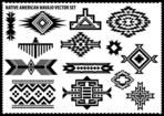 "Find ""native american pattern"" stock images in HD and millions of other royalty-free stock photos, illustrations and vectors in the Shutterstock collection. Thousands of new, high-quality pictures added every day. Native American Patterns, Native American Design, Gods Eye, Cowboys And Indians, Pattern Images, Tribal Tattoos, Loom, Nativity, Celtic"
