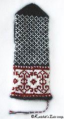 Ravelry: Karelia Embroidery Mittens pattern by Tuulia Salmela