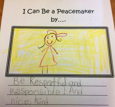 Peace Week writing Remembrance Day Activities, Remembrance Day Art, Writing Lessons, Teaching Writing, Literacy Activities, Kindergarten Activities, Peace Education, 1st Grade Writing, Sight Word Practice
