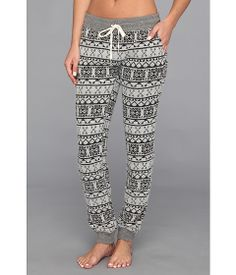 Element Pansy Fleece Pant Black - Zappos.com Free Shipping BOTH Ways
