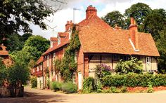 Hambleden, Buckinghamshire, the southern gateway to 60 miles of gently rolling Chiltern Hills, is as quintessential an English village as you're ever likely to find.