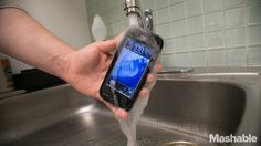 LifeProof (now owned by former rival Otterbox), has been making waterproof phone cases for a while, but its latest device, the Nüüd for iPhone 5 case, performs a new trick. It's waterproof without a screen cover. In other words, nothing comes between your finger and the iPhone 5's retina display screen.
