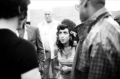 Jack White, Amy Winehouse and Jay-Z, 2008
