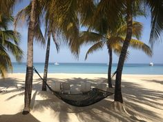 Relax beachside in your hammock at #couplesweptaway