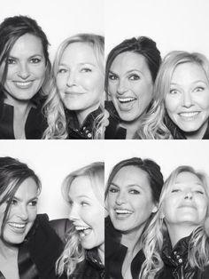 Mariska and Kelli- Such cute girls! (: