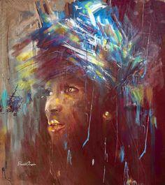 David Osagie Digital Art: Genevieve Nnaji