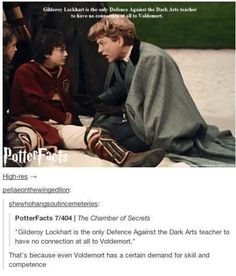 What about Lupin? And Umbridge, despite how absolutely horrible she was, she didn't have a connection with Voldemort.