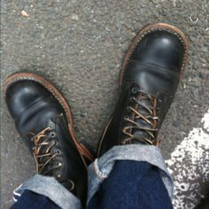 Today's boots is white's smokejumper
