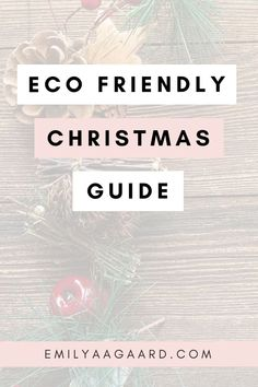 I've created a little guide on how to have an eco friendly Christmas this year! Yay for a conscientious low-waste season! Swedish Christmas, Christmas Mood, Sustainable Energy, Sustainable Living, Natural Energy Sources, Free Christmas Gifts, Christmas Recipes, Christen, Just In Case