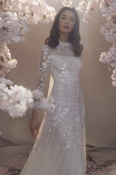 wedding dresses ideas i like – Lady Dress Designs Funky Wedding Dresses, Affordable Wedding Dresses, Bridal Dresses, Sequin Midi Dress, Tulle Dress, Dressy Dresses, Lace Dresses, Club Dresses, Ballerina Dress