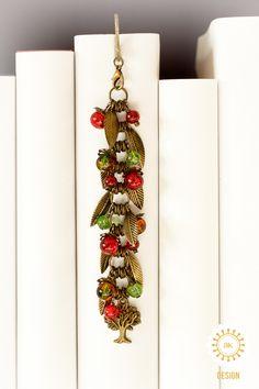 Metall - Lesezeichen ● Beerenbaum ♥ - ein Designerstück von SchmettAlinchen bei DaWanda