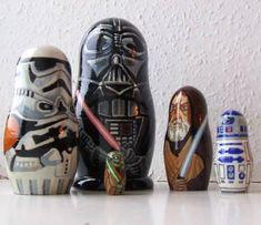 Stars Wars matryoshka