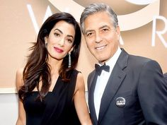 Amal Clooney is pregnant and expecting twins with George Clooney — get the details!