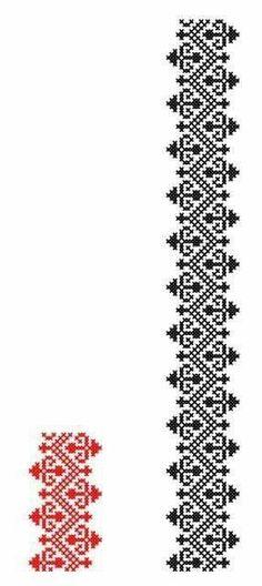 Cross Stitch Bookmarks, Cross Stitch Borders, Cross Stitch Alphabet, Cross Stitch Charts, Cross Stitch Designs, Cross Stitch Patterns, Folk Embroidery, Embroidery Patterns Free, Cross Stitch Embroidery