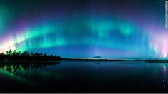 (CNN) -- Last year's Aurora Borealis (Northern Lights) show wasn't bad but the greatest natural light display in a decade is coming this December, according to NASA.