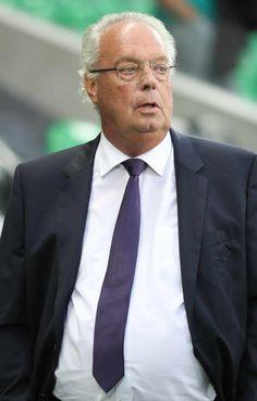 Anderlecht-voorzitter Roger Vanden Stock.