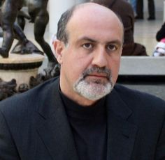 Nassim Nicholas Taleb.