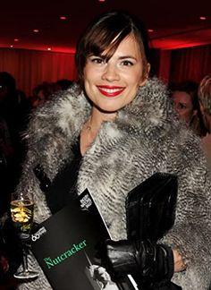 Hayley Atwell, Leather Jacket, Celebs, Jackets, Fashion, Studded Leather Jacket, Celebrities, Down Jackets, Moda
