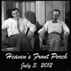 Andy and Barney...Mayberry, NC!
